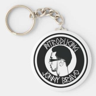 Jonny Bravo Key Chain