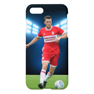 Jonny Howson - Middlesbrough FC - Iphone case