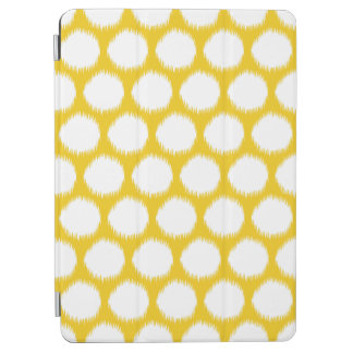 Jonquil Asian Moods Ikat Dots iPad Air Cover