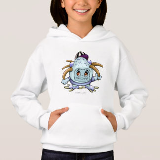 JONY PITTY ALIEN CARTOON Hoodie Girl