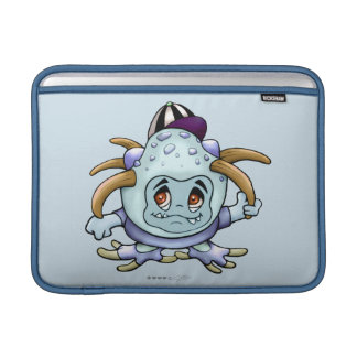 JONY PITTY ALIEN HORIZON CARTOON Macbook Air 13 ON Sleeve For MacBook Air