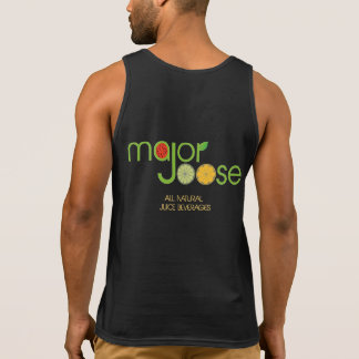 Joose Mens Top Does A Body Good Drink Sleeveless