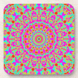 Joplin Kaleidoscope Drink Coasters