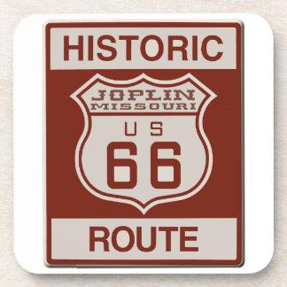 Joplin Route 66 Drink Coasters