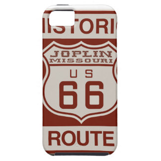 Joplin Route 66 iPhone 5 Covers