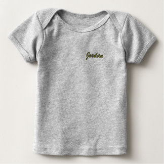 Jordan Baby American Apparel Lap T-Shirt