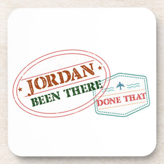 Jordan Been There Done That Beverage Coaster