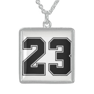 Jordan Chain Sterling Silver Necklace