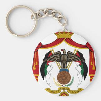 Jordan Coat of Arms Keychain