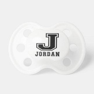 Jordan Designs Pacifier