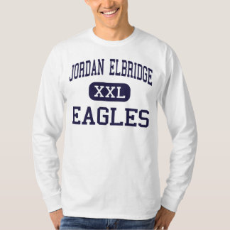Jordan Elbridge - Eagles - Senior - Jordan T-Shirt