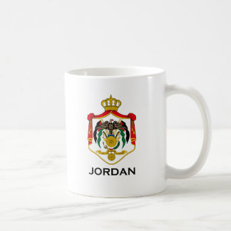 JORDAN - emblem/flag/coat of arms/symbol Coffee Mug