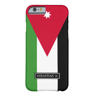 Jordan Flag Barely There iPhone 6 Case