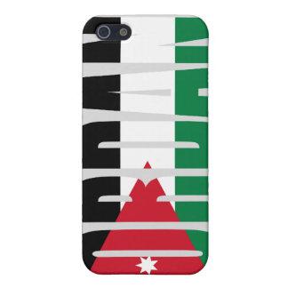 Jordan Flag  iPhone 5/5S Cover