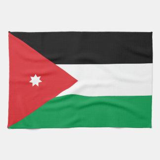 Jordan Flag Kitchen Towel