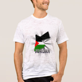 Jordan Flag Map 2.0 T-Shirt