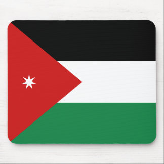 Jordan Flag Mousepad