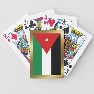 Jordan Flag Playing Cards