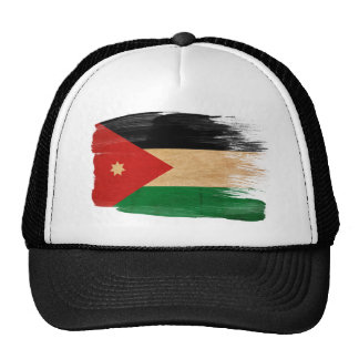 Jordan Flag Trucker Hat