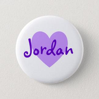 Jordan in Purple 2 Inch Round Button
