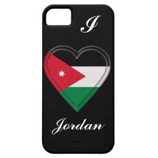 Jordan Jordanian flag iPhone 5 Case