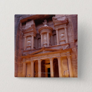 Jordan, Middle East 2 Inch Square Button