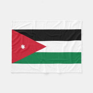 Jordan National World Flag Fleece Blanket