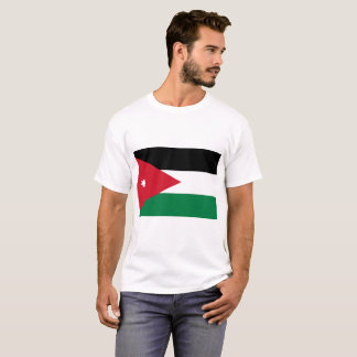 Jordan National World Flag T-Shirt