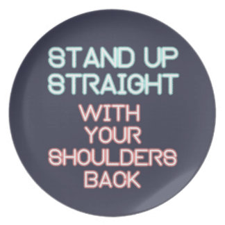Jordan Peterson: Stand Up Straight... Plate