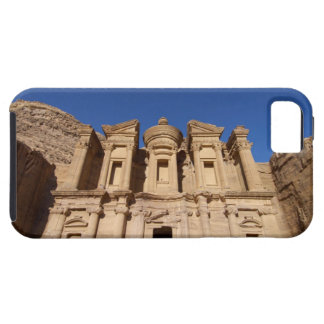 Jordan, Petra, The Monastery, Al Deir. iPhone 5 Cover