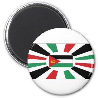 Jordan Royal Standard Magnet