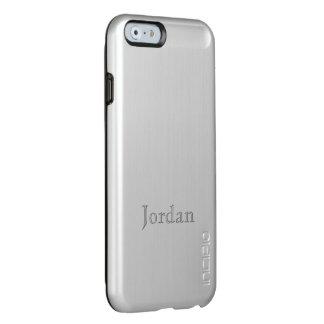Jordan Ultra light Silver Finish iPhone 6 case Incipio Feather® Shine iPhone 6 Case