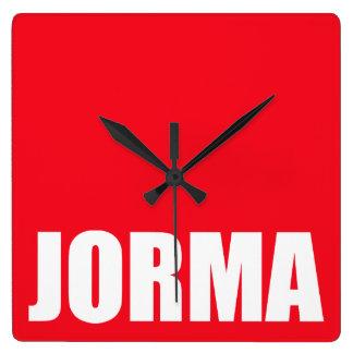 Jorma Clocks