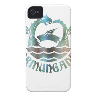 Jormungandr iPhone 4 Case