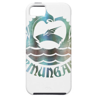 Jormungandr iPhone 5 Cases