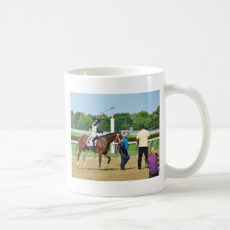 Jose Ortiz Off the Tracks Coffee Mug