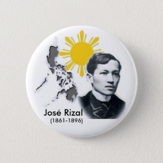 Jose Rizal Button