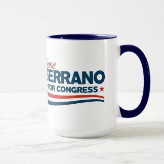 Jose Serrano Mug