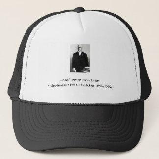 Josef Anton Bruckner 1886 Trucker Hat