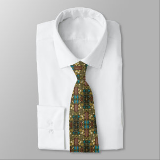 Josef Hoffmann Precious Gem Design Tie