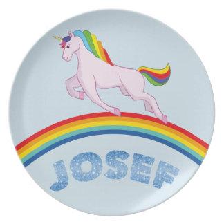 Josef Plate for children