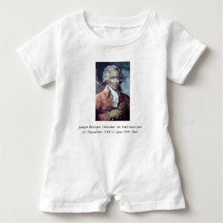 Joseph Bologne, Chevalier de Saint-Georges Baby Romper