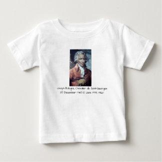 Joseph Bologne, Chevalier de Saint-Georges Baby T-Shirt