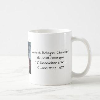 Joseph Bologne, Chevalier de Saint-Georges Coffee Mug