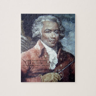 Joseph Bologne, Chevalier de Saint-Georges Jigsaw Puzzle