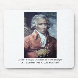 Joseph Bologne, Chevalier de Saint-Georges Mouse Pad