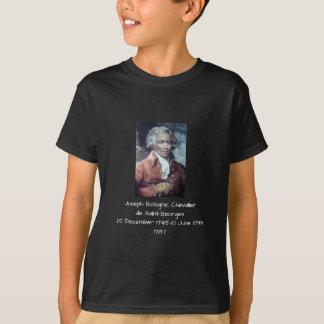 Joseph Bologne, Chevalier de Saint-Georges T-Shirt
