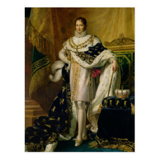 Joseph Bonaparte after 1808 Postcards