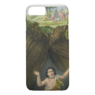Joseph Cast into the Pit by his Brethren, from a b iPhone 7 Case