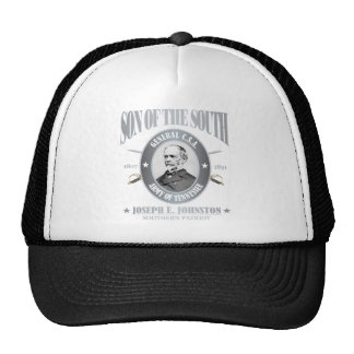 Joseph E Johnston (SOTS2) silver Trucker Hat